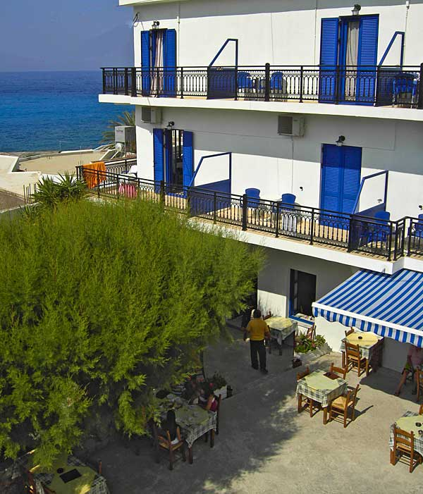 Facilities And Photos Of Hotel Stavris  Chora Sfakion